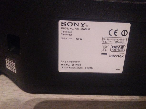 Telewizor Sony Bravia 50 cali