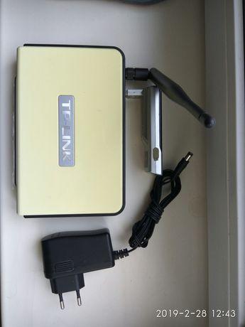 TP-Link MR3220 с возможностью подключении 3G модема