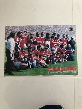 Poster do Benfica