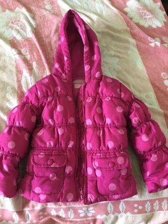 Куртка демісезонна для дівчинки 2-3 р