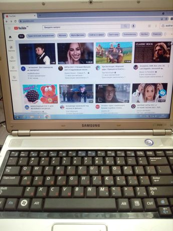 "Ноутбук SAMSUNG R408 (Dual CPU T6500, 2GB, 14"", 60 GB)"