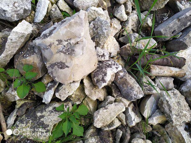 sprzedam kamień wapienny