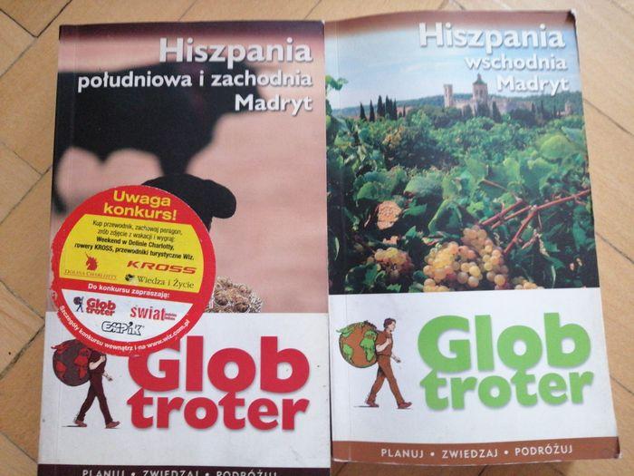 Hiszpania przewodniki Globtroter Kraków - image 1