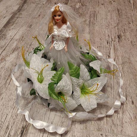 Свадебная кукла украшение на машину декор