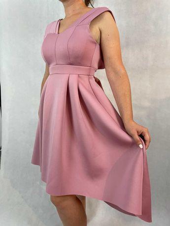 Asos nowa suknia z dłuższym tyłem R.36
