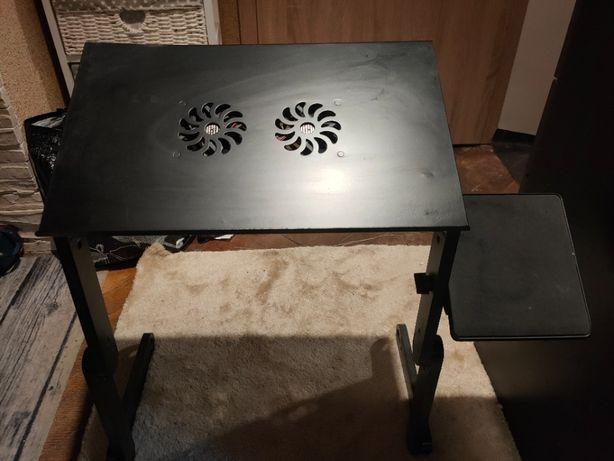 podstawka pod laptopa chłodzaca składana przenosna