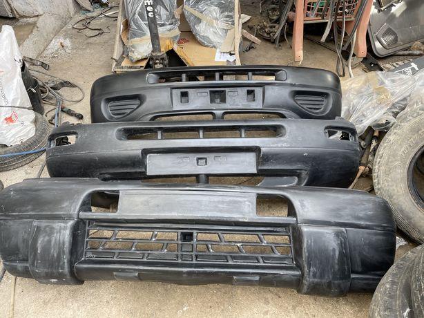 Parachoques frontal Nissan Terrano II 1996 a 2005
