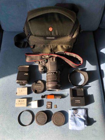 Фотоаппарат CANON EOS 700d 18-135 IS STM + Аксесуари
