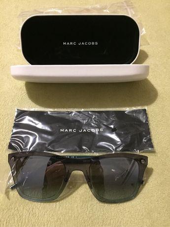 Okulary przeciwsłoneczne Marc Jacobs.