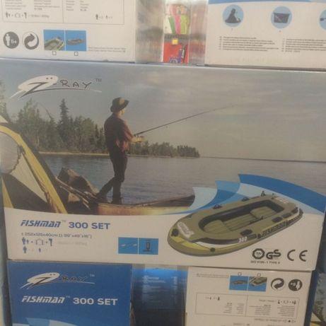 Лодка(Fishman)
