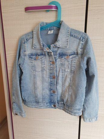 Kurtka jeansowa H&M rozmiar 128