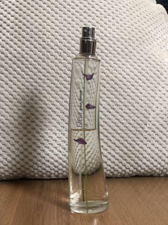 женские духи fleur eau de parfum, оригинал