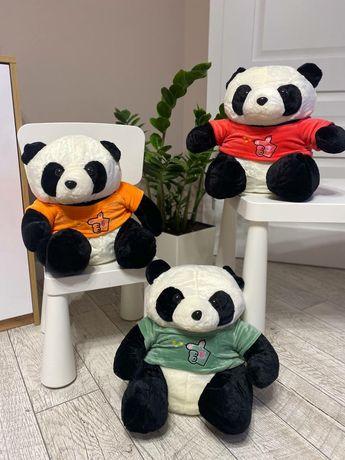 Панда(игрушка-плед-подушка)