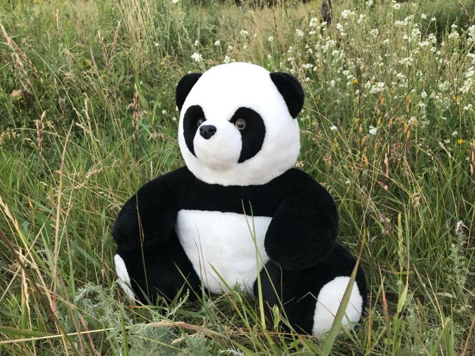 Мягкая игрушка ручной работы Панда 38 см Харьков - изображение 1