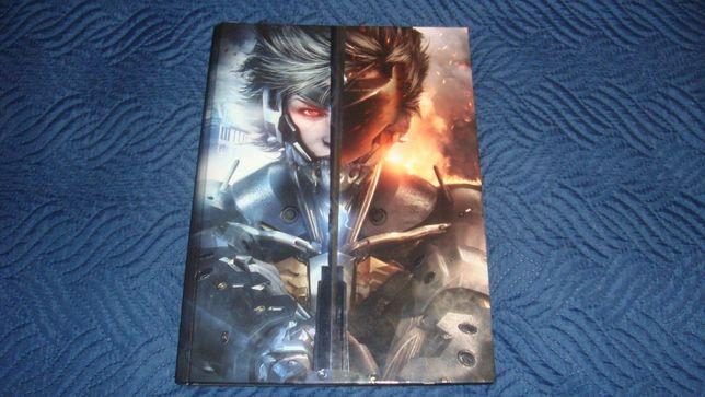 Vendo guia de capa dura de Metal Gear Rising Revengeance