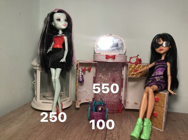 Евер афтер хай ляльки Ever after high