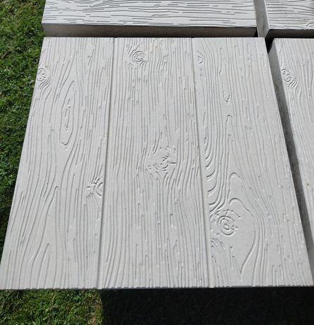 Płytka betonowa 40 x 40 - Płytki chodnikowe - Płytki tarasowe