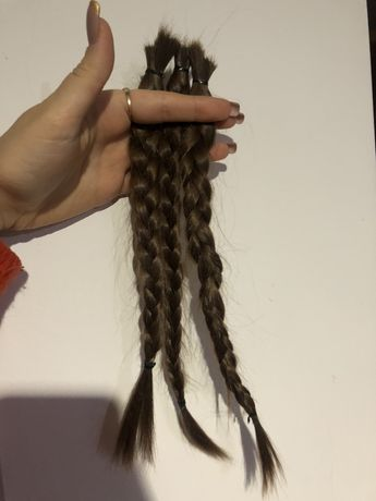 Włosy dziewicze naturalne