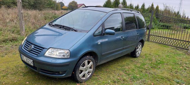 VW Sharan 2003r 1.9 Tdi 130 KM