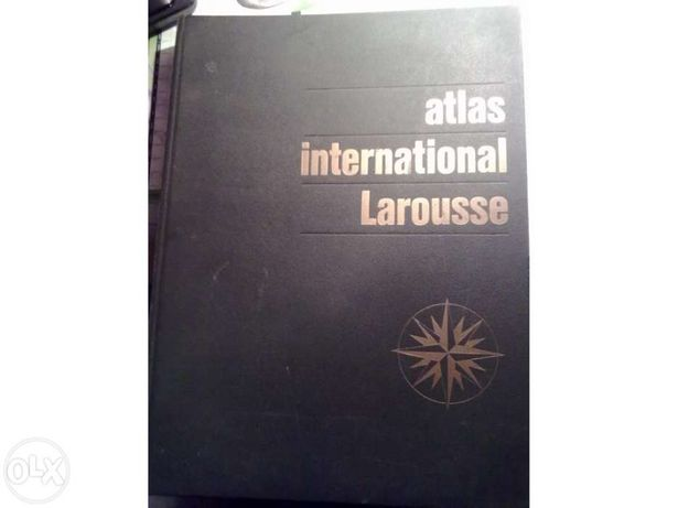 Atlas International Larousse 1965