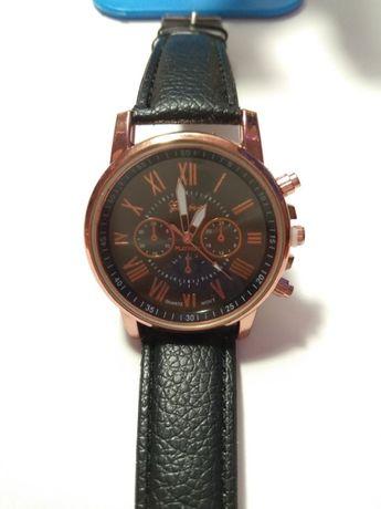 """Часы """"Geneva"""" Explosive watch fake triple-eye Double-layer New Belt"""