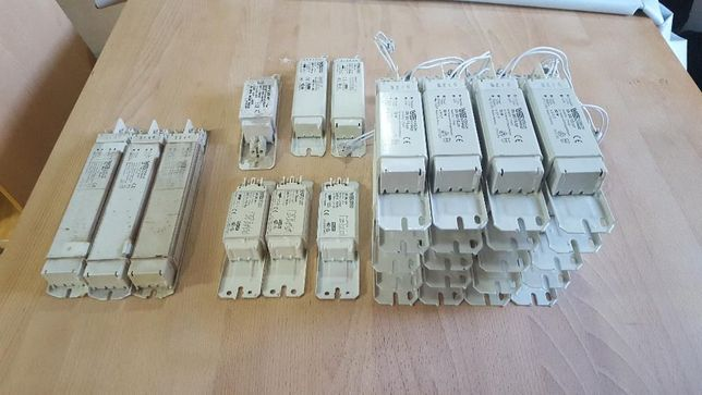 Material eléctrico - Balastros/Transformadores