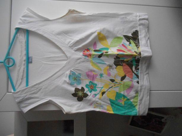 bluzka bawelniana Oasis UK 1642/