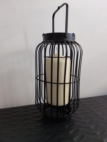 Świecznik ogrodowy , lampion