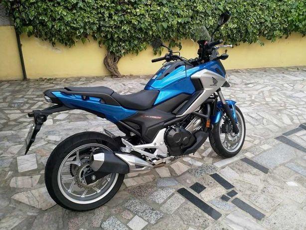 Honda NC750X como nova