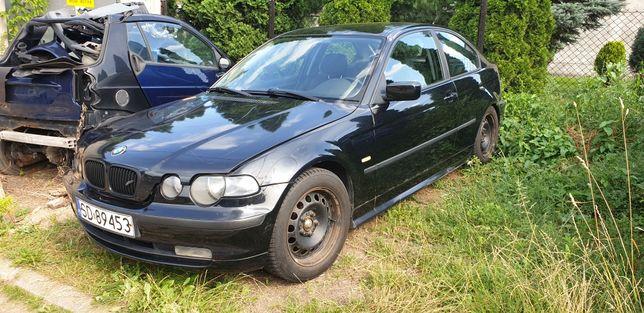 BMW E46 2.0 DIESEL 150KM compact seria 3