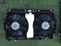Honda Jazz III 2011-15 Lift Chłodnica Wody + Wiatraki