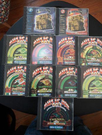 CD's de Música variada