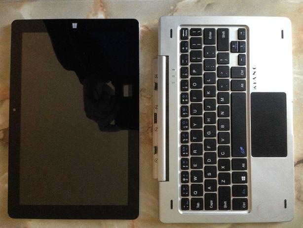 Ноутбук и планшет 2 в 1 Kiano Intelect X3 HD