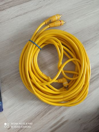 Kabel RCA / cinch 5m