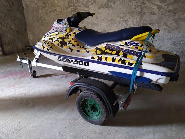 Гидроцикл Sea-Doo GS