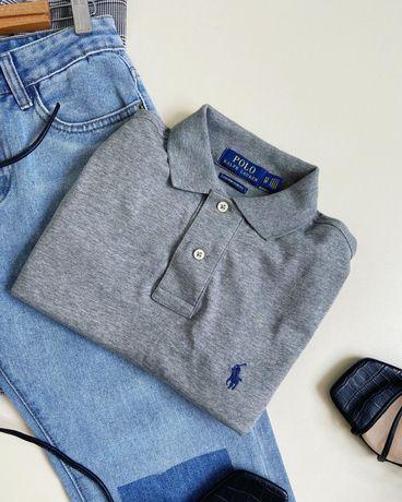 Новая поло футболка Ralph Lauren