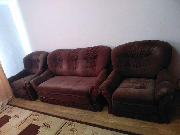 Мягкий уголок, диван, м'який куточок,крісло