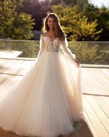 Весільна сукня 2021, весільне плаття, свадебные платья