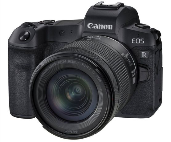 Canon EOS R + RF24-105 IS STM