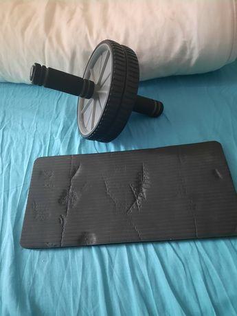 Koło do ćwiczeń na brzuch