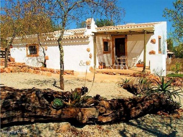 Loule - Moradia tradicional de três quartos com piscina +...