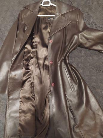 Płaszcz skórzany Wittchen