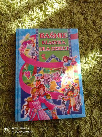 książka Baśnie klasyka dla dzieci