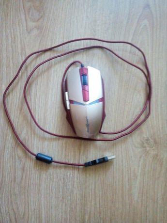Игровая оптическая мышь .