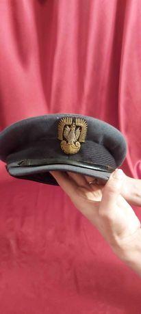 Czapka lotnika. II wojna św