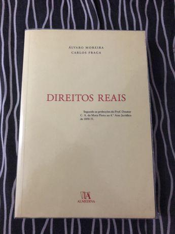 Direitos Reais, Alvaro Moreira e Carlos Fraga