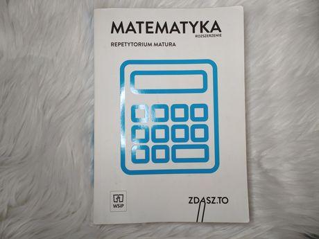 Matematyka rozszerzenie - repetytorium maturalne WSiP