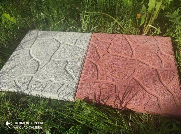 Тротуарная плитка бордюр оградки 125 грн