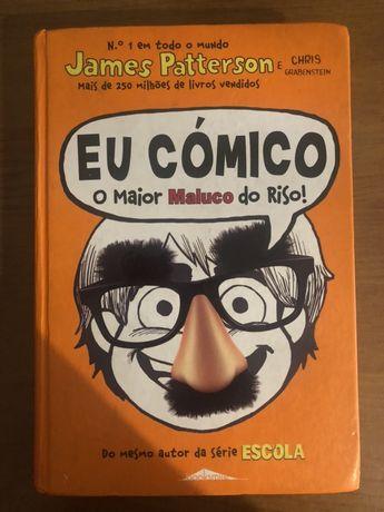 Eu comico livro de comedia NOVO