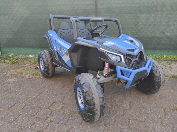 Buggy Na Akumulator Dla dziecka Auto Silniki 4x60W 24V Mocny